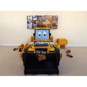 lit tracteur achat vente lit tracteur pas cher cdiscount. Black Bedroom Furniture Sets. Home Design Ideas