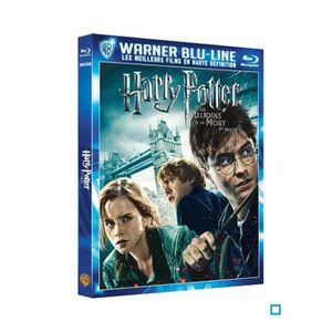 BLU-RAY DESSIN ANIMÉ Blu-Ray Harry Potter et les reliques de la mort...