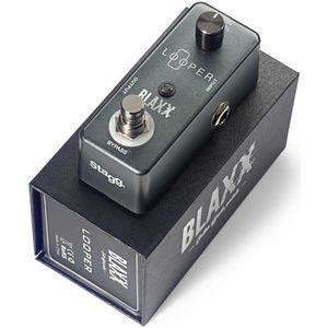 STAGG BX-LOOP Pédale Looper BLAXX pour guitare et basse électriques