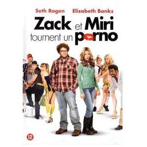 DVD FILM DVD Zack et Miri tournent un porno