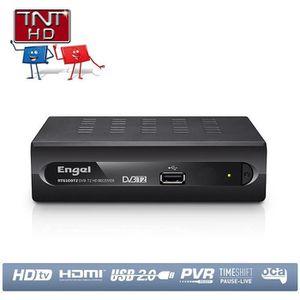 RÉCEPTEUR - DÉCODEUR   Récepteur TNT HD Enregistreur Engel RT6100T2