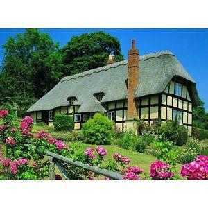 PUZZLE Puzzle 500 pièces - Classic Deluxe : Cottage, East