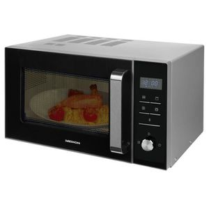 MICRO-ONDES MEDION® Four micro-ondes Grill 23L (MD 18042) Gris