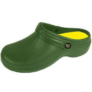 1ITWRS Jardin Clogs Taille léger synthétique Slip 39 On HXHP7