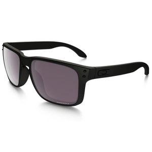 da1f4edcb5e LUNETTES DE SOLEIL Lunettes Oakley Holbrook Matte Black Prizm Black P