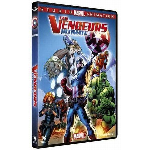 Dvd les vengeurs the ultimate avengers en dvd dessin anim pas cher cdiscount - The avengers dessin anime ...