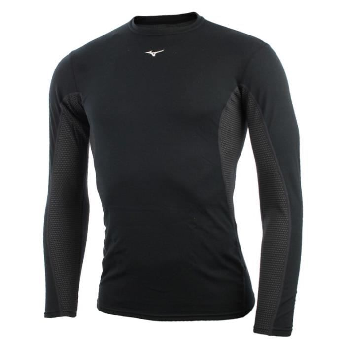 T-SHIRT THERMIQUE MIZUNO T-shirt Manches Longues Homme RNG