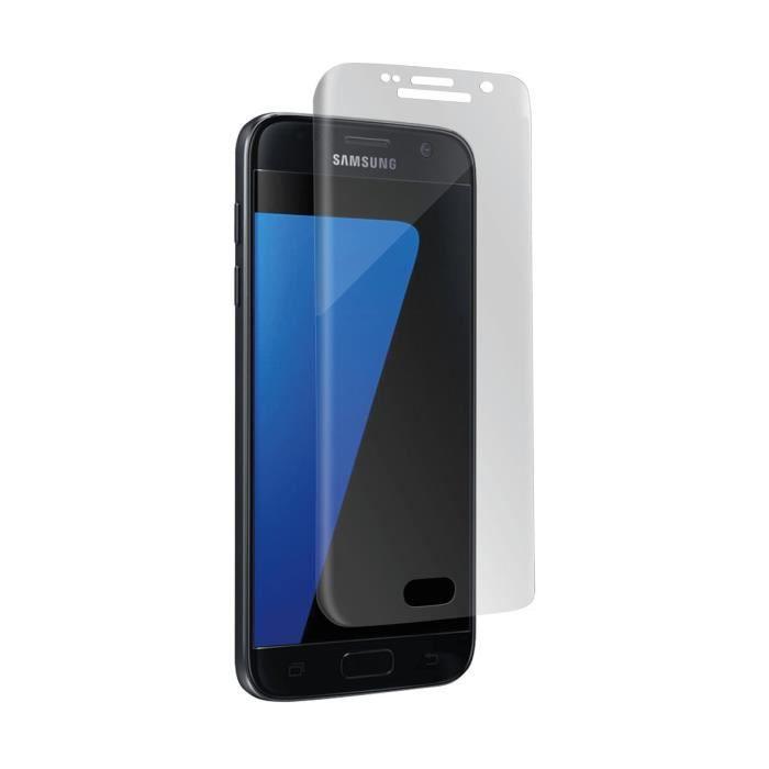 BBC Protection écran en verre trempé pour Galaxy S7 - Transparent