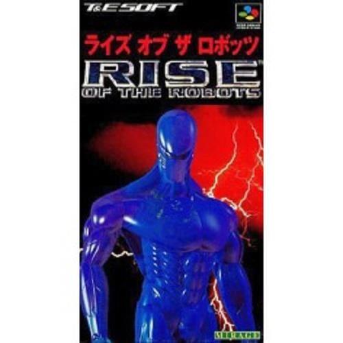 JEU CONSOLE RÉTRO Rise Of The Robots - Import Jap