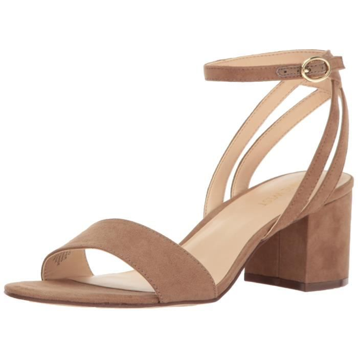 Nine West Galletto Suede Mule KMHQ8 Taille-41 1-2