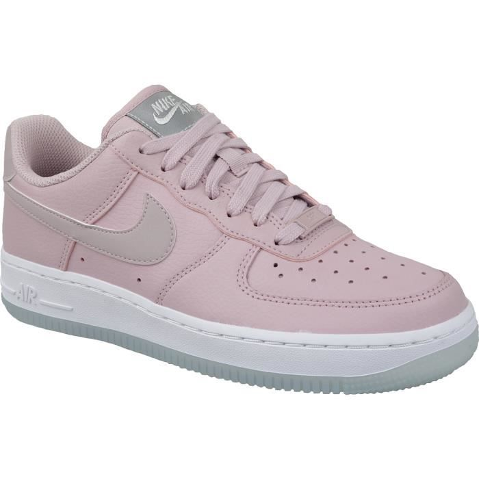 Nike Wmns Air Force 1 '07 Essential AO2132-500 sneakers femme Rose