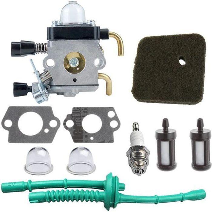 c1q-s97 carburateur avec filtre à air tuyau d'essence pour
