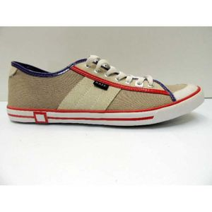 Baskets Basse Low 45 Date Homme Chaussure Pointure Tender Beige 1qw6qdC