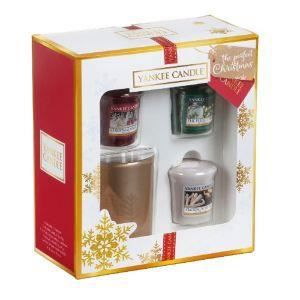 yankee candle noel achat vente yankee candle noel pas. Black Bedroom Furniture Sets. Home Design Ideas