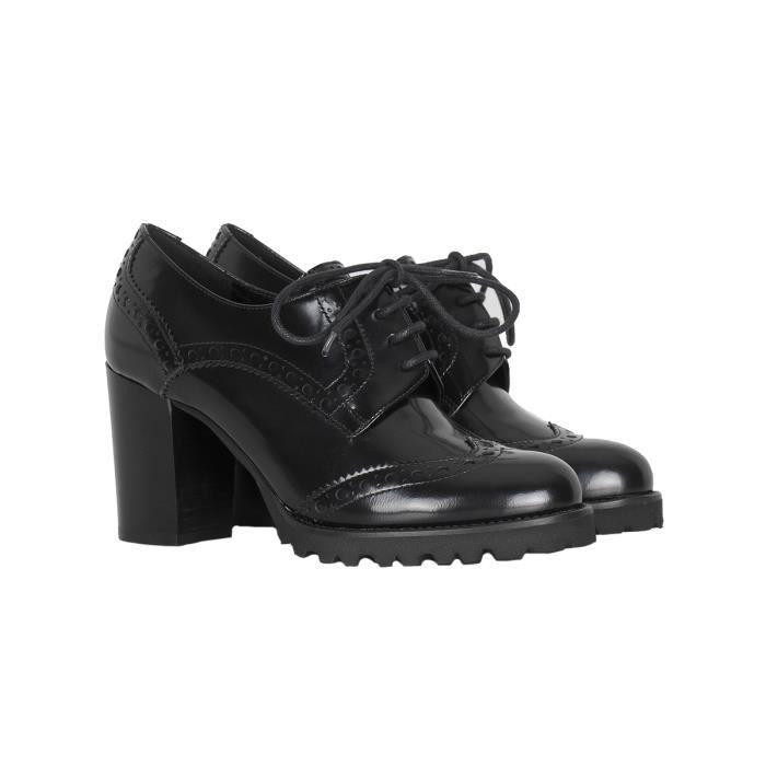 Cuir à la main Walking Chaussures Casual QXS87 47 uKp2V