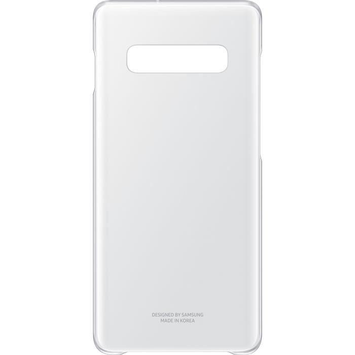 Coque transparente pour Galaxy S10+
