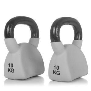 HALTÈRE - POIDS FYTTER Haltère Kettle-Bell 10kg-vendu à l'unité