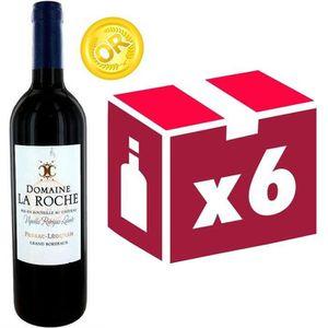 VIN ROUGE Domaine La Roche 2011 Pessac Léognan - Vin rouge d