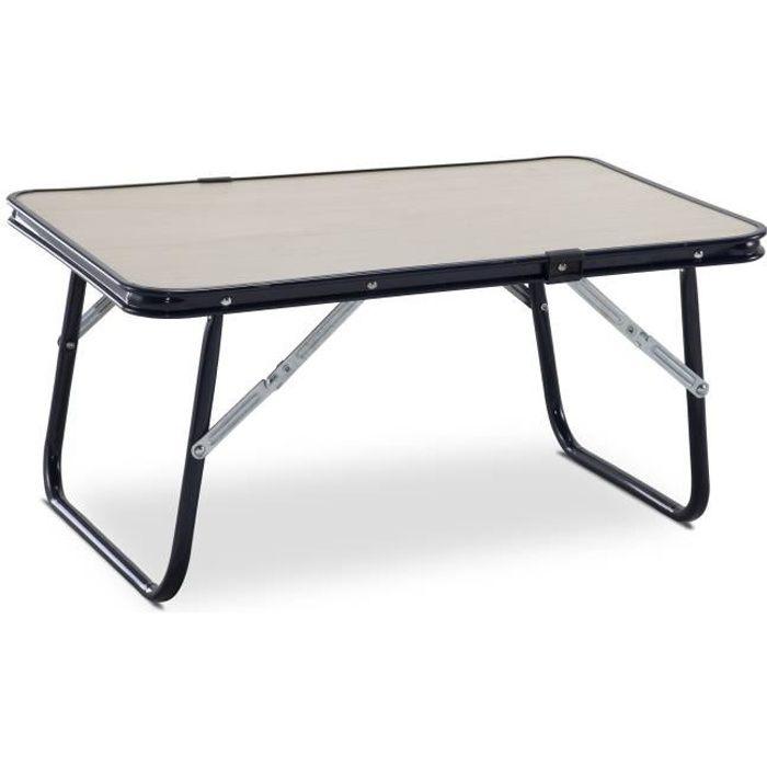 TABLE DE CAMPING EREDU Table Basse Pliante 810/D - 60 x 40 cm - Mar