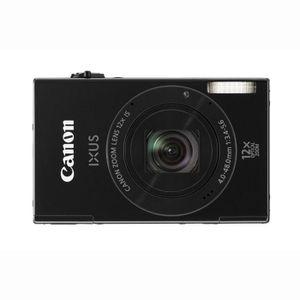 APPAREIL PHOTO COMPACT Appareil photo numérique CANON IXUS 510 HS NOIR