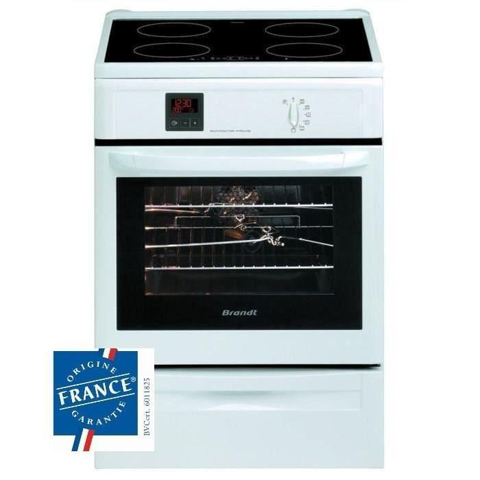 BRANDT KIP710W - Achat / Vente cuisinière - piano - Cdiscount