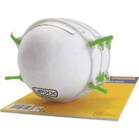 MASQUE DE PROTECTION DE CHANTIER Masque de protection contre les poussières fines N