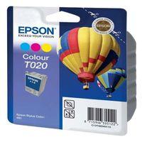 CARTOUCHE IMPRIMANTE Epson Cartouche d'encre 3 couleurs T020