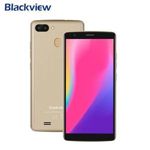Téléphone portable Blackview A20 Pro Smartphone 4G  Empreinte digital
