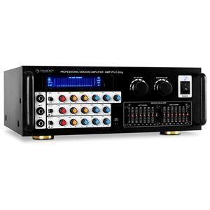 AMPLIFICATEUR HIFI auna Pro1-Sing - Ampli Hifi stereo avec 3 entrées