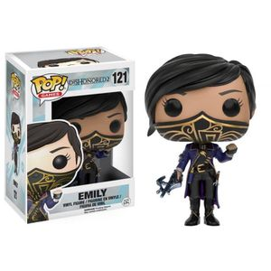 FIGURINE - PERSONNAGE Figurine Funko Pop! Dishonored 2 : Emily