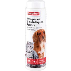 ANTIPARASITAIRE BEAPHAR Poudre antiparasitaire - Pour chien et cha