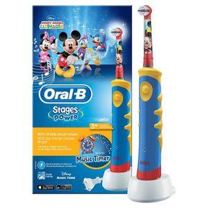 BROSSE A DENTS Oral-B Stages Brosse À Dents Électrique Pour Enfan