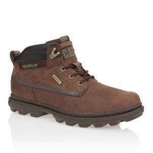 BOTTINE CATERPILLAR Bottines Grady WP Cuir Chaussures Homm