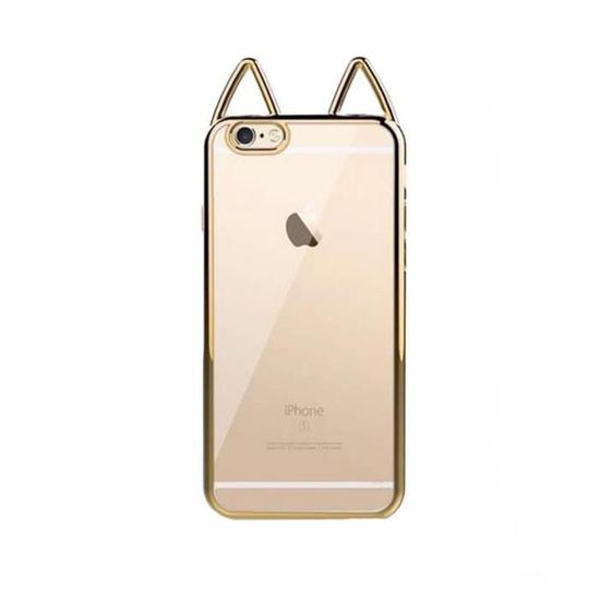 coque silicone iphone 6 chat