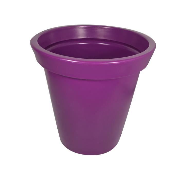 Pot de fleurs Delight - 200 L - Violet