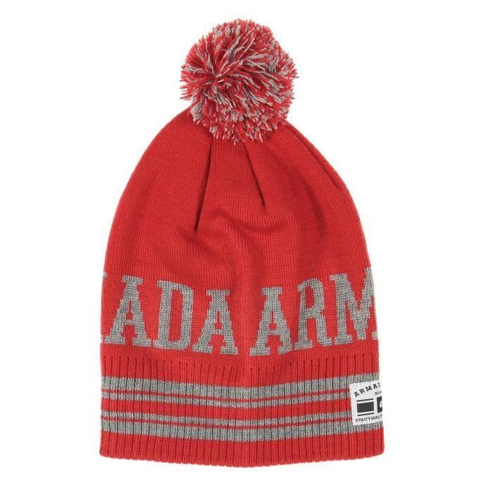 ARMADA Bonnet Spirit Red Beanie