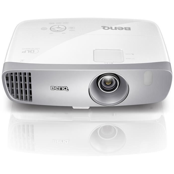 """BENQ W1110 Vidéoprojecteur Home Cinéma Full HD - Lens shift vertical - Projection courte (100"""""""
