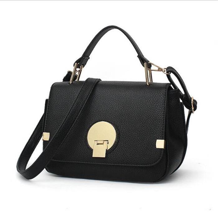 7e00ec0be7 sac a bandouliere femme sac femme de marque Sac De Luxe Les Plus Vendu noir  Sac Marque De Luxe Femme Cuir petit sac sac à main