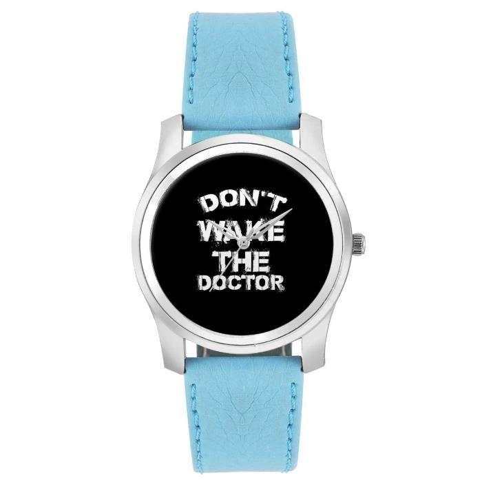 Femmes Do not Wake montres de mode pour les filles Doctor - cadeau impressionnant pour fille - soeur - femme - fille H1LUT