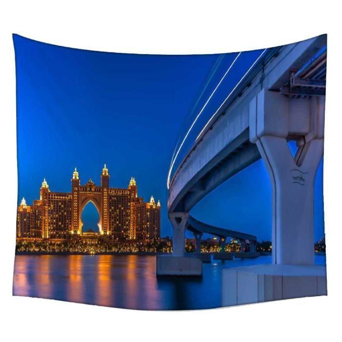 Great Resort à Dubaï Rideau Mandala - Achat / Vente rideau - Cdiscount