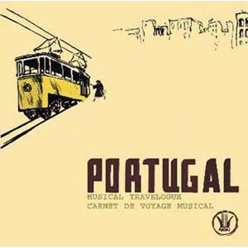 portugal carnet de voyage musical by musiques achat cd cd musique du monde pas cher. Black Bedroom Furniture Sets. Home Design Ideas