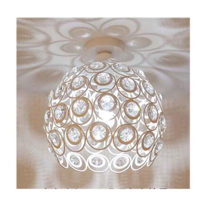 Lustres De Modern Cristal Le élégant Symbole De Léternité Pour