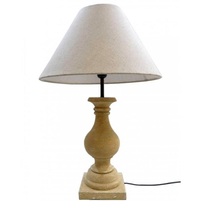abat jour lampe salon beige 5o cm diametre design de maison design de maison. Black Bedroom Furniture Sets. Home Design Ideas