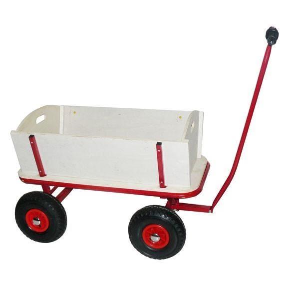 chariot remorque jardin en bois achat vente remorque chariot remorque jardin e cdiscount. Black Bedroom Furniture Sets. Home Design Ideas