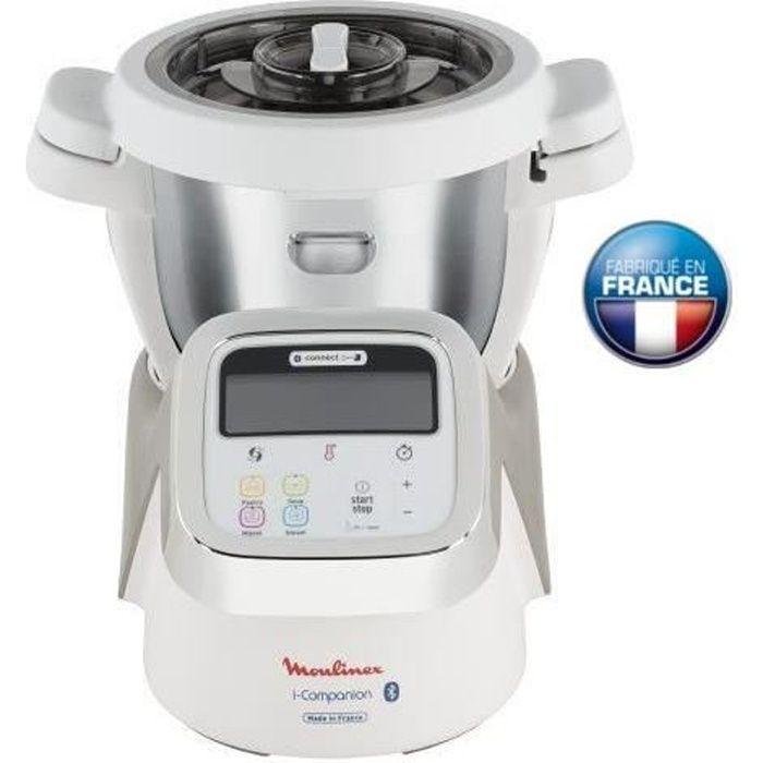 moulinex - robot cuiseur connecté i companion - hf900110 - achat