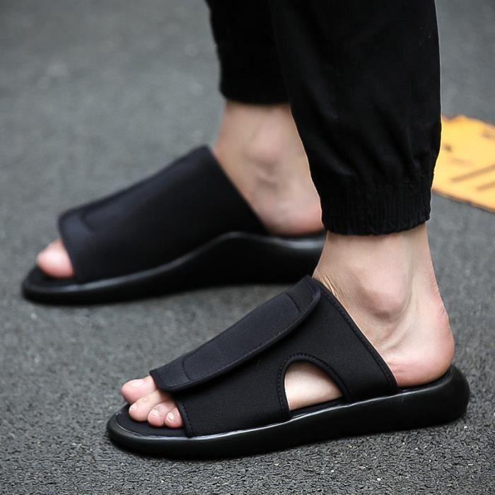 Pantoufles pantoufles épaisses pour hommes