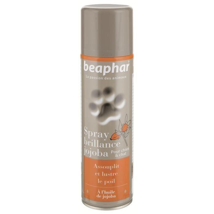 Beaphar Spray Brillance Jojoba - Pour Chien Et Chat