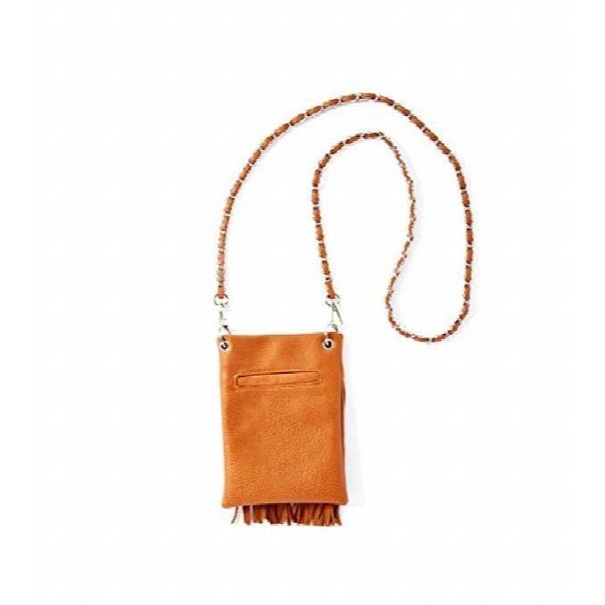 sacs à main bandoulière - imprimé et frange sac à bandoulière fashion - 6 x 8 x 1  N5RTB
