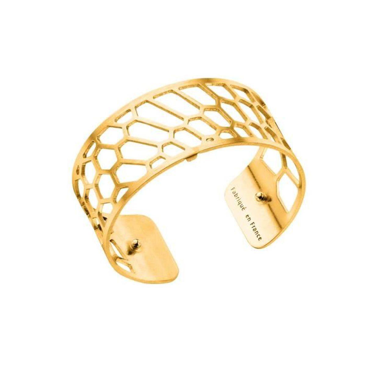 Bracelet Manchette Pour Femme Nid D\u0027abeille En Pla