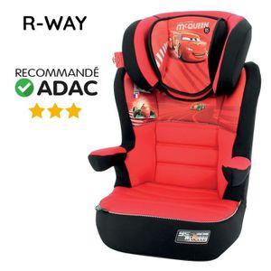 RÉHAUSSEUR AUTO CARS Réhausseur Luxe R-Way SP Groupe 2/3